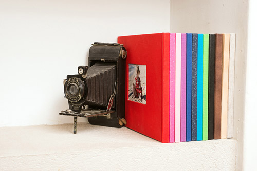 מיוחדים עיצוב אלבומי תמונות - Picabook MX-63
